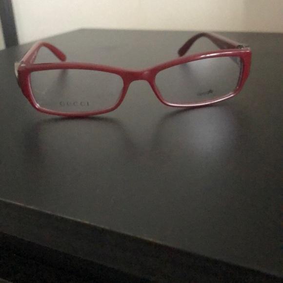 5bfe2fa26e0d Brand new clear reading glasses Gucci